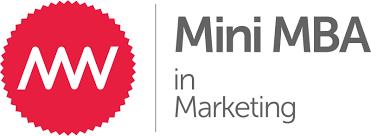 Mini MBA in Marketing : Marketing