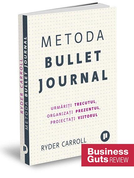 recenzie-carte-metoda-bullet-journal-ryder-carroll-editura-publica